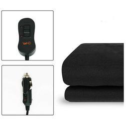 Sojoy 12V Electric Blanket Heated Car Truck Blanket Hi/Low H