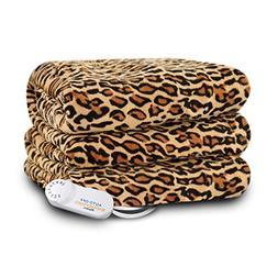 Biddeford 4441-907484-791 Comfort Knit Super Soft Heated Thr