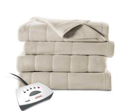 Brand New! Sunbeam Fleece Electric Heated Blankets, Twin, Ki