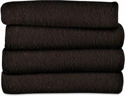 Electric Blanket Fleece Heated Throw Bedding Winter Warm Sun