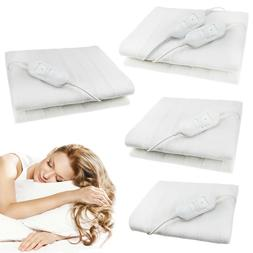 Electric Blanket Heated Under Luxury Single Double King Size
