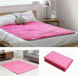 Hanil Electric Blanket  Microfiber Heating Bed Pad Winter Ma