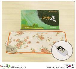 Evlan Electric Heating Pad Blanket Auto Shutoff Rechargeable