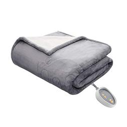 Woolrich Elect Electric Blanket with 20 Heat Level Setting C