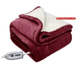 Linenspa 12 Inch Gel Memory Foam Hybrid Mattress with Linens