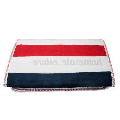 12V / 24V Car Warm Printed Blanket