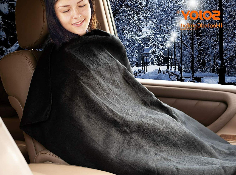 Sojoy Blanket Heated Car Hi/Low