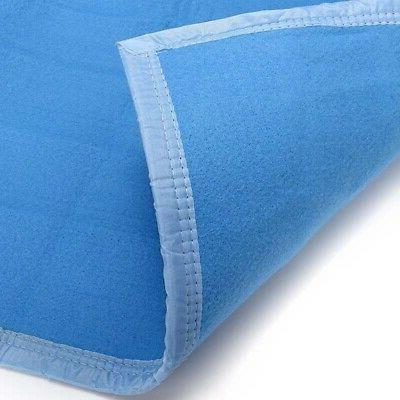 140x110CM Heated Blanket Bedding 220V