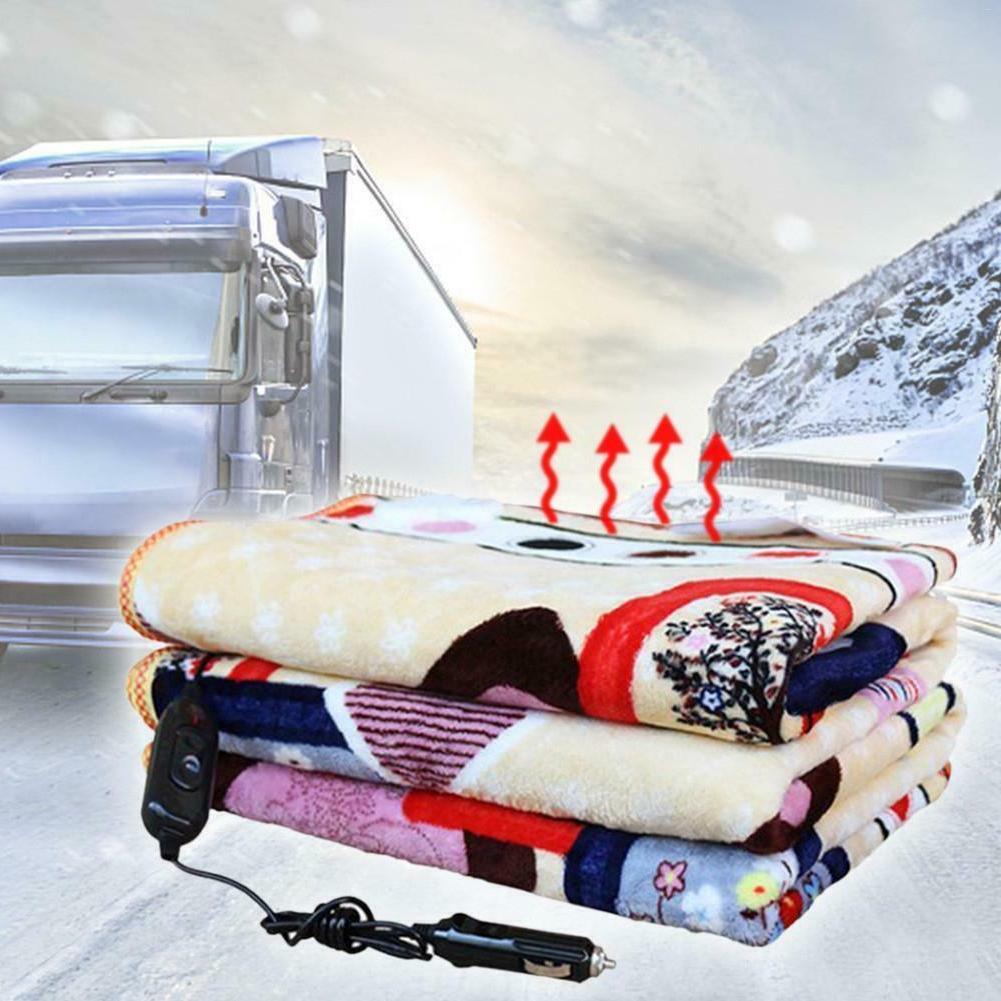 24V Car Electric Heating Bedroom Pad