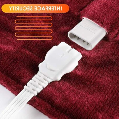 Electric Heated Throw Blanket Remote