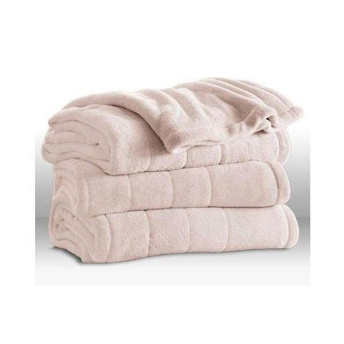 Biddeford 2033-905291-702 Heated Blanket Queen