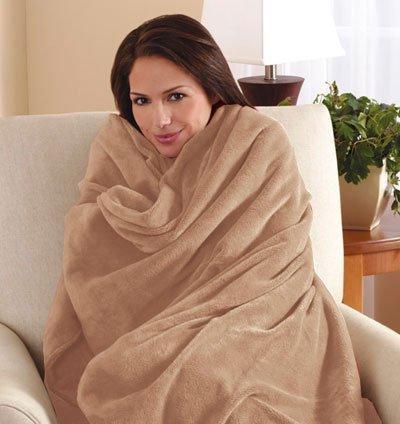 Biddeford 2033-905291-702 Heated Blanket