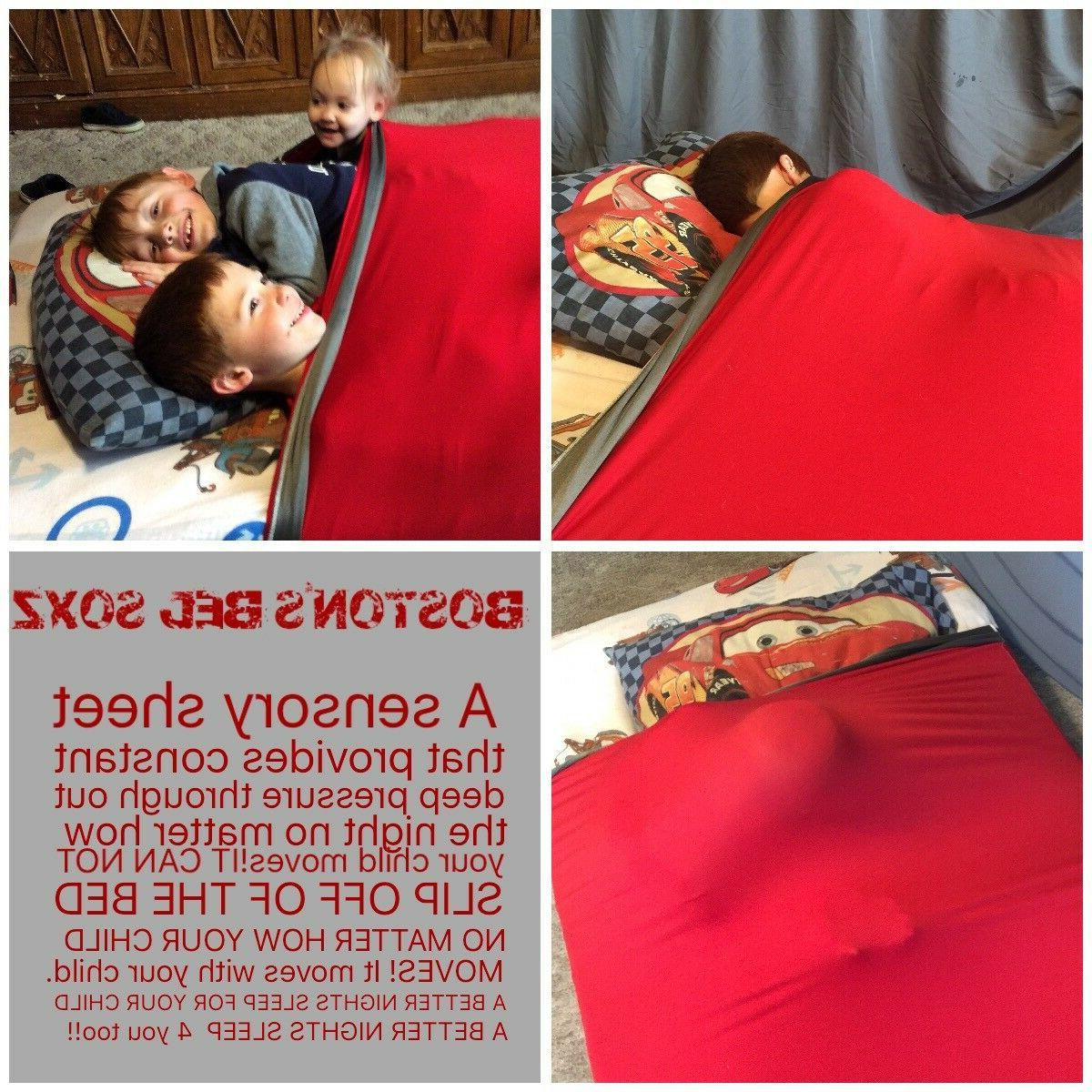 all size weighted blanket alternative compression sensory