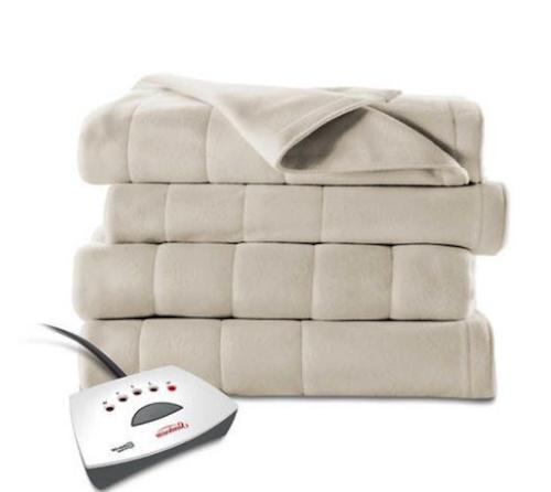 brand new fleece electric heated blankets twin