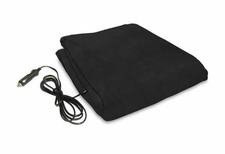 Electric 12V Fleece Throw Fleece Winter USA