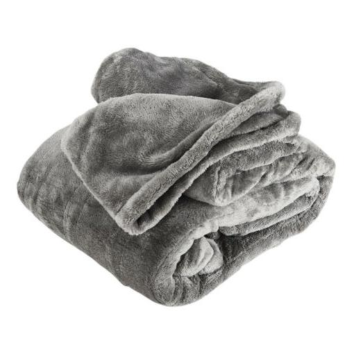 Westerly Electric Blanket, Gray