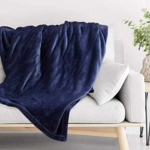 """50""""x Heated Blanket 10 Settings Shut"""