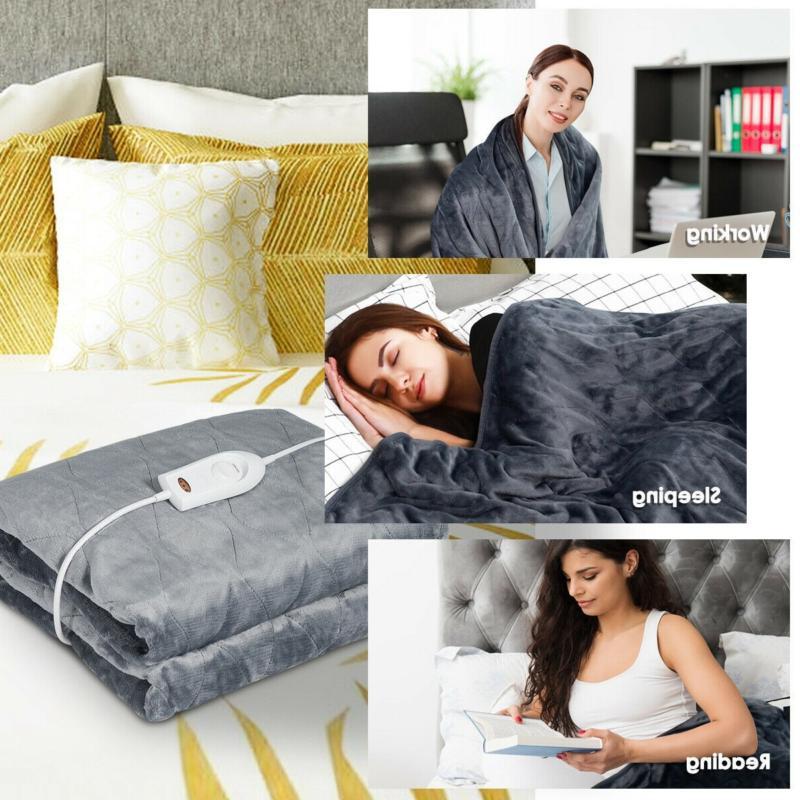 Flannel Blanket Settings