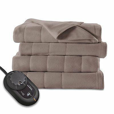 Fleece Heat Light Quilted Cozy Polyester