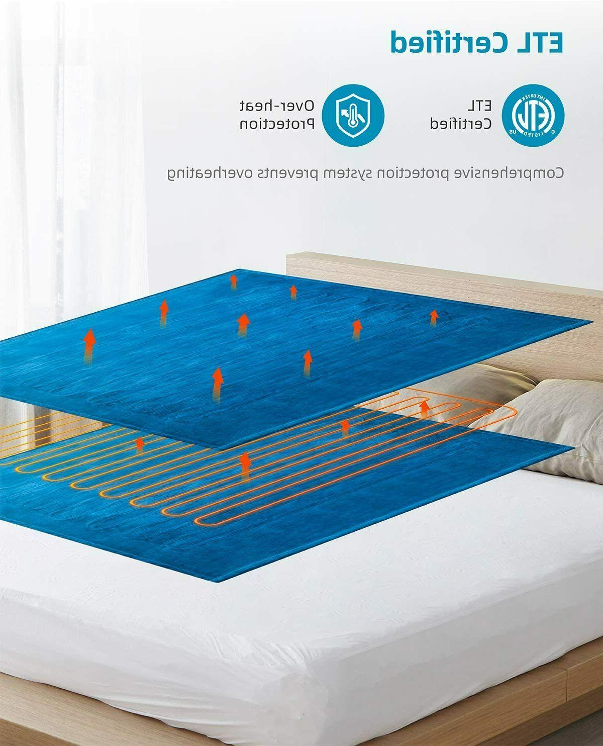 iTeknic Blanket Electric 10