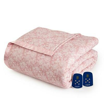 king electric heated blanket warming bedding 2