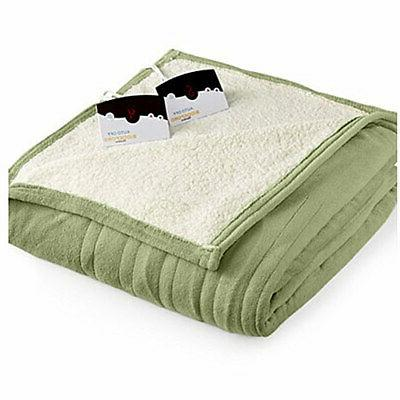 Biddeford Heated Blanket Twin Full Queen