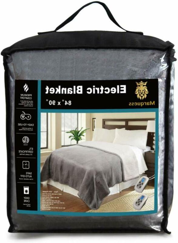 MARQUESS Electric Sherpa and Washable Heated Co