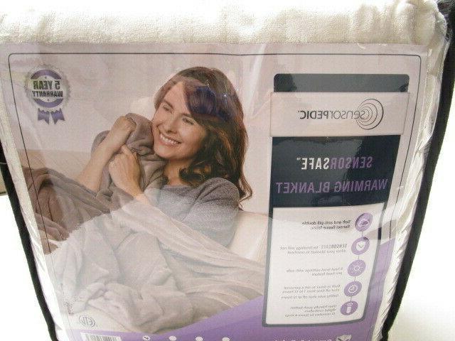 queen warming electric blanket 2 digital controllers
