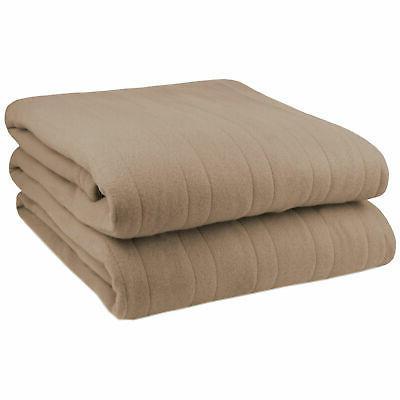 Biddeford Soft Comfort Fleece Blanket