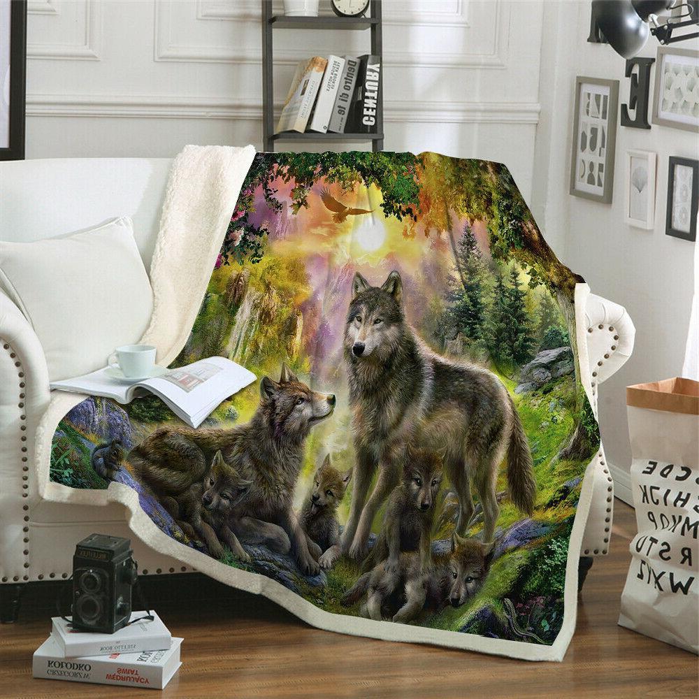 soft sherpa fleece blanket throw rug