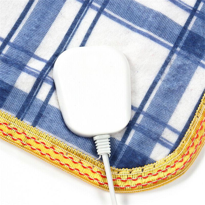 USB Heated Blanket Cover Heater+Controller