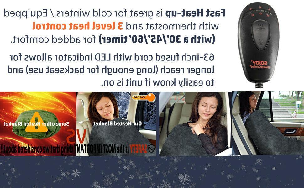 Sojoy Electric Car Hi/Low
