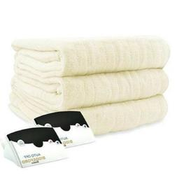 Biddeford Luxurious MicroPlush Electric Heated Blanket King