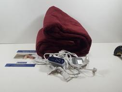 Thermee Micro Flannel Micro Flannel Electric Blanket, King,