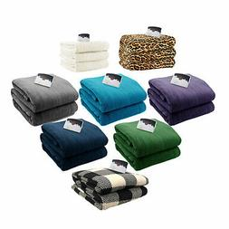 Biddeford MicroPlush Electric Heated Blanket Digital - Assor