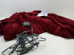 Sunbeam Heated Blanket | Microplush, 10 Heat Settings, Garne