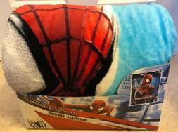 New Marvel Amazing Spiderman2 Oversized Throw Blanket Premiu