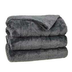 New Heated Electric Microplush Blanket with 10 Heat Settings