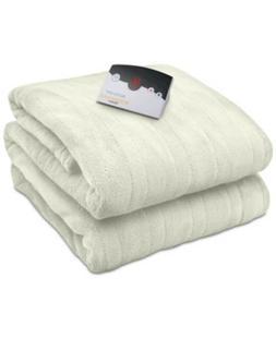 NEW Biddeford King Size Electric Heated Blanket Micro Plush