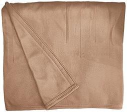 Sunbeam Heated Blanket | 10 Heat Settings, Quilted Fleece, A