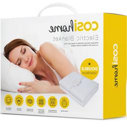 Cosi Home® Premium Comfort Electric Blanket - Control with