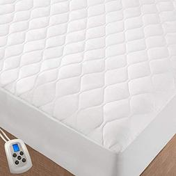 MARQUESS Quilted Electric Blanket Mattress Pad, One Temperat