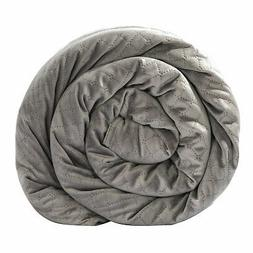 BlanQuil Quilted Weighted Blanket W/ Removable Cover