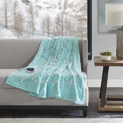 True North by Sleep Philosophy Raina Electric Blanket Plush