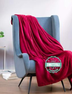 Sable Electric Throw, Blanket Fast-Heating, Full Body Warmin