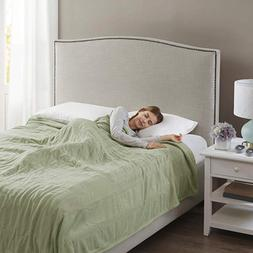 Beautyrest Soft Microfleece Electric Heated Blanket - King -