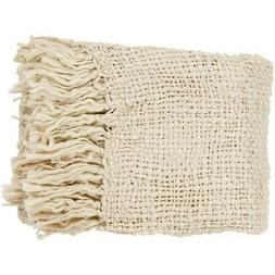 Surya Tobias TOB-1005 Knit Hand Woven 70% Acrylic/30% Wool I