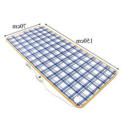 USB Electric Heated Flannel Blanket Warm Winter Cover Heater
